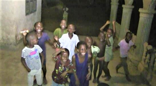Children-playing-at-night-in-Egbeke-community