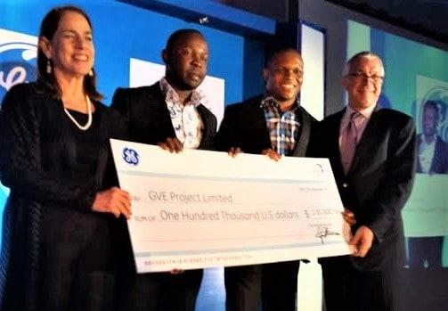 USADF, USAID, GE Grant Award