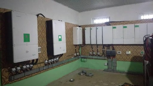 Akpabom power room