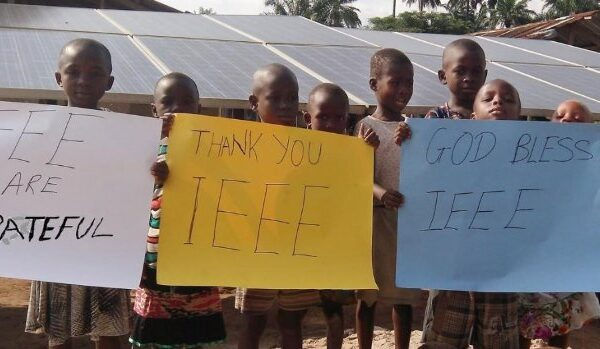 GVE Nigerian_Children_ Says_Thank_You_to_IEEE