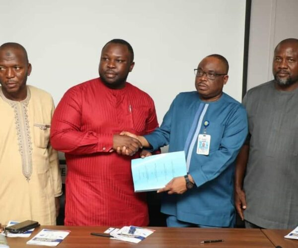 Tripartite agreement - GVE, AEDC and Wuse Market